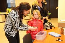 Réception Senna à la Fondation Haarwensen